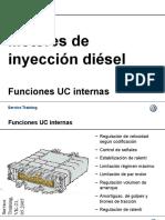 Funciones UC Internas vw training