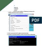 Configuracion Basica Del Ruteador