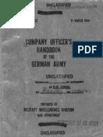 Handbook German