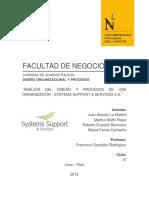 Diseño Organizacional Final