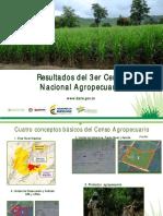 Resultados 3er Censo Nacional Agropecuario