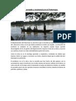 Territorio en Putumayo