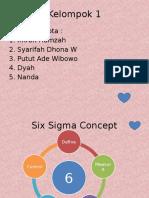 Six Sigma Chapter
