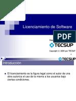 2da -Lectura Licenciamiento de Software