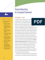 Chapter 2 - Financial Reporting- Its Conceptual Framework