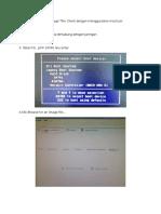 Cara Reimage Thin Client Dengan Menggunakan Macrium
