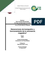 IFM Tomografos y Rm