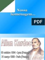 Homenagem Allan Kardec o Livro Dos Espiritos e Previsoes Nos Prolegomenos (Docslide)