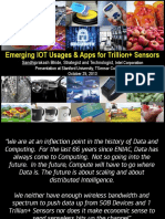 TSensorSummit-Emerging IOT Usages & Apps for Trillion+ Sensors-Bhide-Stanford, CA, Oct25-2013