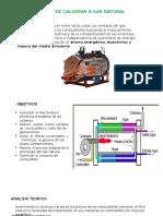 Conversiones de Calderas a Gas