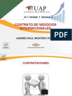contrato de negocios internacionales