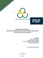Relatório_Exp2_Interferência das resistências internas dos instrumentos_Fenômenos Eletromagnéticos_Trim2.1