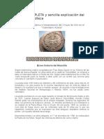 La Más COMPLETA y Sencilla Explicación Del Calendario Azteca
