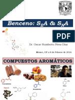 Benceno & AromáticosIQ