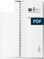 Wechsler - WAIS III - Manual de Administración y Puntuación