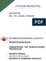 Tributacion Regional y Municipal Unmsm