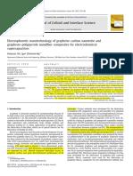 1.(DC,Safranin, Polypyrole) Electrophoretic Nanotechnology of Graphene-CNT and Graphene-polypyrole Nanofiber Composites for Electrochemical Supercapacitors