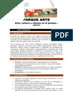 Propuesta - Parque Arte 2016 Art Control Voces