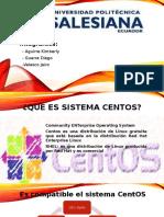 CentOS Presentacion