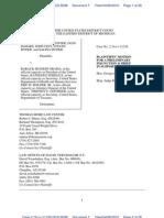 THOMAS MORE LAW CENTER, et al. v OBAMA, et al. - 1 - Complaint - HealthCare-PlaintiffsMotionforPr