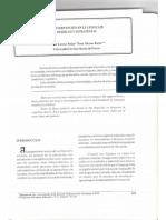 RLE 03 1 La Intervencion en El Lenguaje Modelos y Estrategias