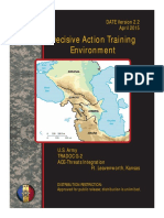 Decisive Action Training Enviornment, Version 2.2