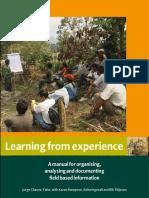 ILEIA Documentation Manual-English