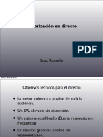 Charla Directo SAE