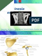 Diskinesia-escapular