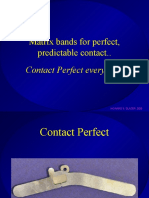 Matrix Bands for Perfect, Predictable Contact