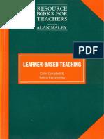 Learner-Based Teaching (Resource Books for Teachers)
