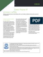 Datasheet OpenScape Desk Phone IP