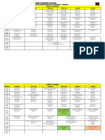 Spring 2016 Time Table