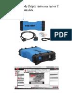 Scanner Tcs Cdp Delphi Autocom Autos Y Camiones