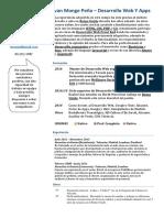 Ivan CV Desarrollo Software 2015