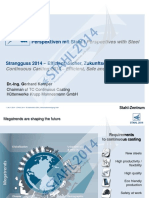 Kemper Strangguss STAHL2014