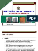 56231068 Organisasi Pemeliharaan Bangunan (1)