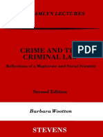 Crime and the Criminal Law 2