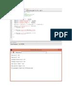 Ejercicios de Programacion en Sl
