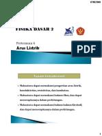 4. Arus Listik (MP)