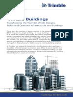 Trimble Buildings Brochure 2015