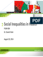 Dr. Fuller-Social Inequalities in Health.pdf