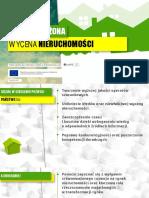 Zrównoważona wycena nieruchomości (Polish)