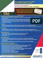 PT Certificate Course 107