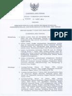 Pergub 19-2014 Ttg Kebijakan SIH3 Di Prov. Jawa Tengah