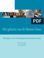 Verkenningscommisie Klassieke Talen Nederland