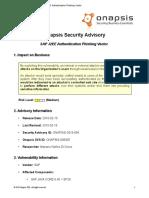 ONAPSIS 2010 004 SAP J2EE Authentication Phishing Vector