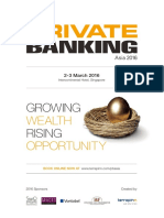 Private Banking Asia 2016 Brochure