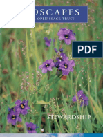 Landscapes Newsletter, Fall 2003 ~ Peninsula Open Space Trust