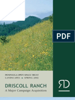 Landscapes Newsletter, Spring 2002 ~ Peninsula Open Space Trust